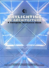 DAYLIGHTING IN ARCHITECTURE, A EUROPEAN REFERENCE BOOK